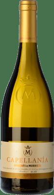 27,95 € Envoi gratuit | Vin blanc Marqués de Murrieta Capellanía Crianza D.O.Ca. Rioja La Rioja Espagne Viura Bouteille 75 cl