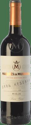 78,95 € Envío gratis | Vino tinto Marqués de Murrieta Gran Reserva D.O.Ca. Rioja La Rioja España Tempranillo, Garnacha, Graciano, Mazuelo Botella Mágnum 1,5 L