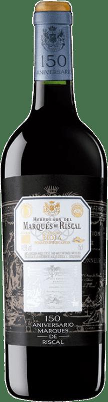 49,95 € Envoi gratuit   Vin rouge Marqués de Riscal 150 Aniversario Gran Reserva 2010 D.O.Ca. Rioja La Rioja Espagne Tempranillo, Graciano Bouteille 75 cl