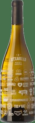 25,95 € Free Shipping | White wine Martí Serdà El Xitxarel·lo D.O. Penedès Catalonia Spain Xarel·lo Magnum Bottle 1,5 L