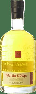 13,95 € Kostenloser Versand | Kräuterlikör Martín Códax D.O. Orujo de Galicia Galizien Spanien Flasche 70 cl