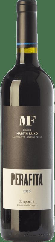 19,95 € Free Shipping | Red wine Martín Faixó MF Perafita Joven D.O. Empordà Catalonia Spain Merlot, Grenache, Cabernet Sauvignon Bottle 75 cl