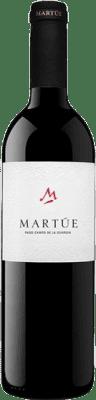 9,95 € Free Shipping | Red wine Martúe Joven D.O.P. Vino de Pago Campo de la Guardia Castilla la Mancha Spain Tempranillo, Merlot, Syrah, Cabernet Sauvignon Bottle 75 cl