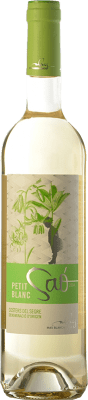 11,95 € Free Shipping | White wine Blanch i Jové Petit Saó Blanc D.O. Costers del Segre Catalonia Spain Grenache White, Macabeo Bottle 75 cl
