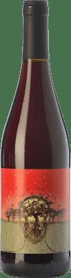 12,95 € Envío gratis | Vino tinto Mas Candí Cabòries Joven D.O. Penedès Cataluña España Mandó, Sumoll, Xarel·lo Botella 75 cl