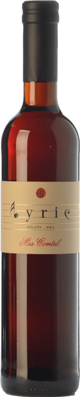 27,95 € Free Shipping | Sweet wine Mas Comtal Lyric Solera 1993 D.O. Penedès Catalonia Spain Merlot Bottle 75 cl