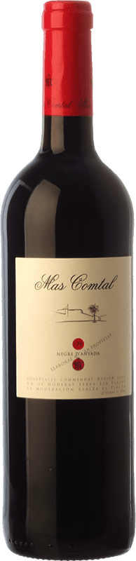 6,95 € Envoi gratuit   Vin rouge Mas Comtal Negre d'Anyada Joven D.O. Penedès Catalogne Espagne Merlot, Grenache Bouteille 75 cl