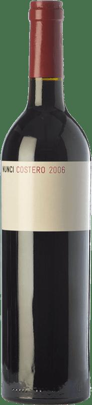 36,95 € Free Shipping | Red wine Mas de les Pereres Nunci Costero Crianza D.O.Ca. Priorat Catalonia Spain Grenache, Carignan Bottle 75 cl
