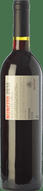 18,95 € Envoi gratuit | Vin rouge Mas de les Pereres Nuncito Crianza D.O.Ca. Priorat Catalogne Espagne Syrah, Grenache, Carignan Bouteille 75 cl
