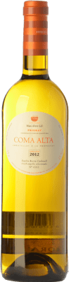 29,95 € Free Shipping | White wine Mas d'en Gil Coma Alta Crianza D.O.Ca. Priorat Catalonia Spain Grenache White, Viognier Bottle 75 cl