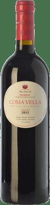 25,95 € Free Shipping   Red wine Mas d'en Gil Coma Vella Crianza D.O.Ca. Priorat Catalonia Spain Merlot, Syrah, Grenache, Cabernet Sauvignon, Carignan, Grenache Hairy Bottle 75 cl