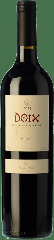 384,95 € Envío gratis | Vino tinto Mas Doix Crianza 2000 D.O.Ca. Priorat Cataluña España Merlot, Garnacha, Cariñena Botella Mágnum 1,5 L