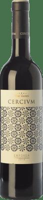 8,95 € Free Shipping | Red wine Mas Llunes Cercium Joven D.O. Empordà Catalonia Spain Syrah, Grenache, Samsó Bottle 75 cl