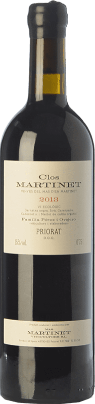 202,95 € Envoi gratuit | Vin rouge Mas Martinet Clos Crianza D.O.Ca. Priorat Catalogne Espagne Merlot, Syrah, Grenache, Cabernet Sauvignon, Carignan Bouteille Jéroboam-Doble Magnum 3 L
