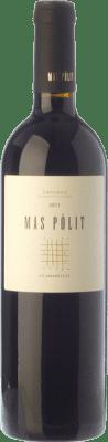 14,95 € Free Shipping | Red wine Mas Pòlit Negre Joven D.O. Empordà Catalonia Spain Syrah, Grenache, Cabernet Sauvignon Bottle 75 cl