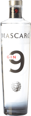 23,95 € Free Shipping | Gin Mascaró Gin 9 Catalonia Spain Bottle 70 cl