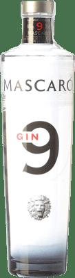 19,95 € Kostenloser Versand | Gin Mascaró Gin 9 Katalonien Spanien Flasche 70 cl