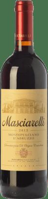 13,95 € Free Shipping | Red wine Masciarelli D.O.C. Montepulciano d'Abruzzo Abruzzo Italy Montepulciano Bottle 75 cl