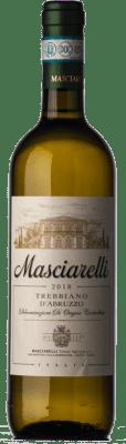 11,95 € Free Shipping | White wine Masciarelli D.O.C. Trebbiano d'Abruzzo Abruzzo Italy Trebbiano d'Abruzzo Bottle 75 cl