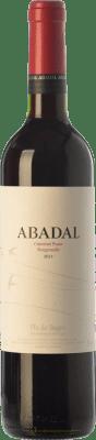 11,95 € Free Shipping | Red wine Masies d'Avinyó Abadal Franc Joven D.O. Pla de Bages Catalonia Spain Tempranillo, Cabernet Franc Bottle 75 cl
