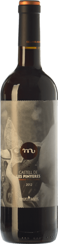 9,95 € Envoi gratuit   Vin rouge Masroig Castell de les Pinyeres Crianza D.O. Montsant Catalogne Espagne Tempranillo, Merlot, Grenache, Cabernet Sauvignon, Samsó Bouteille 75 cl