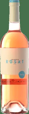 9,95 € Free Shipping | Rosé wine Masroig Les Sorts Rosat D.O. Montsant Catalonia Spain Grenache, Carignan Bottle 75 cl
