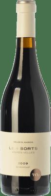 14,95 € Free Shipping | Red wine Masroig Les Sorts Vinyes Velles Crianza D.O. Montsant Catalonia Spain Syrah, Grenache, Cabernet Sauvignon, Carignan Bottle 75 cl