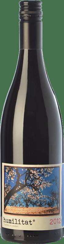 19,95 € Free Shipping | Red wine Massard Brunet Humilitat Crianza D.O.Ca. Priorat Catalonia Spain Grenache, Carignan Bottle 75 cl