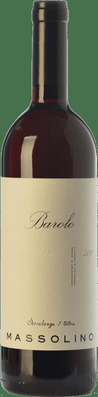 35,95 € Envío gratis | Vino tinto Massolino D.O.C.G. Barolo Piemonte Italia Nebbiolo Botella 75 cl