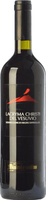 11,95 € Free Shipping   Red wine Mastroberardino Lacryma Christi Rosso D.O.C. Vesuvio Campania Italy Piedirosso Bottle 75 cl