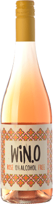 7,95 € Free Shipping | Rosé sparkling Matarromera Win 0.0 Frizzante Spain Tempranillo Bottle 75 cl | Thousands of wine lovers trust us to get the best price guarantee, free shipping always and hassle-free shopping and returns.