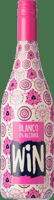 8,95 € Kostenloser Versand | Weißer Sekt Matarromera Win 0.0 Frizzante Spanien Verdejo Flasche 75 cl
