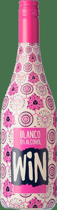 8,95 € Envío gratis | Espumoso blanco Matarromera Win 0.0 Frizzante España Verdejo Botella 75 cl