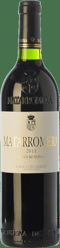528,95 € Free Shipping | Red wine Matarromera Gran Reserva 1998 D.O. Ribera del Duero Castilla y León Spain Tempranillo Bottle 75 cl