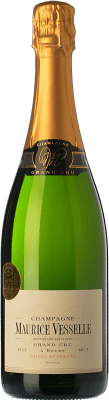 41,95 € Free Shipping | White sparkling Maurice Vesselle Cuvée Réservée Brut Joven A.O.C. Champagne Champagne France Pinot Black, Chardonnay Bottle 75 cl. | Thousands of wine lovers trust us to get the best price guarantee, free shipping always and hassle-free shopping and returns.
