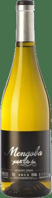 19,95 € Kostenloser Versand | Weißwein Mengoba Crianza D.O. Bierzo Kastilien und León Spanien Godello, Doña Blanca Flasche 75 cl