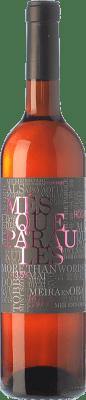 8,95 € Envío gratis   Vino rosado Més Que Paraules Rosat D.O. Pla de Bages Cataluña España Merlot, Sumoll Botella 75 cl