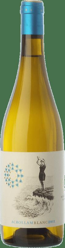 13,95 € Envío gratis   Vino blanco Mesquida Mora Acrollam Blanc D.O. Pla i Llevant Islas Baleares España Chardonnay, Parellada, Premsal Botella 75 cl
