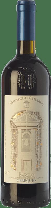 101,95 € Free Shipping   Red wine Michele Chiarlo Cerequio D.O.C.G. Barolo Piemonte Italy Nebbiolo Bottle 75 cl