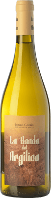 18,95 € Free Shipping | White wine Microbio Ismael Gozalo La Banda del Argilico Spain Verdejo Bottle 75 cl
