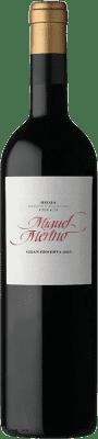 33,95 € Free Shipping | Red wine Miguel Merino Gran Reserva D.O.Ca. Rioja The Rioja Spain Tempranillo, Graciano Bottle 75 cl