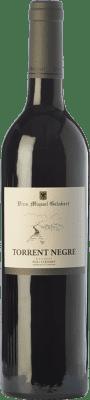 26,95 € Free Shipping   Red wine Miquel Gelabert Torrent Negre Crianza 2010 D.O. Pla i Llevant Balearic Islands Spain Merlot, Syrah, Cabernet Sauvignon Bottle 75 cl