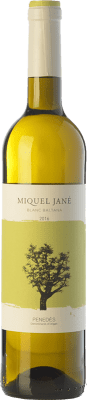 7,95 € Free Shipping | White wine Miquel Jané Baltana Blanc Crianza D.O. Penedès Catalonia Spain Macabeo, Sauvignon White, Parellada Bottle 75 cl