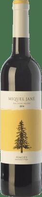 7,95 € Free Shipping | Red wine Miquel Jané Baltana Negre Joven D.O. Penedès Catalonia Spain Merlot, Cabernet Sauvignon Bottle 75 cl