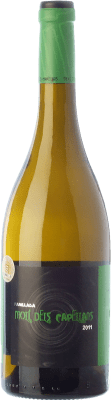 11,95 € Free Shipping | White wine Molí dels Capellans Parellada D.O. Conca de Barberà Catalonia Spain Parellada, Muscatel Small Grain Bottle 75 cl