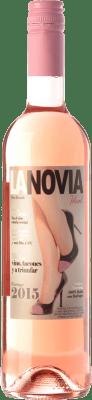 7,95 € Envoi gratuit | Vin rose Mondo Lirondo La Novia Ideal D.O. Valencia Communauté valencienne Espagne Bobal Bouteille 75 cl