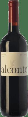 13,95 € Free Shipping | Red wine Montecastro Alconte Crianza D.O. Ribera del Duero Castilla y León Spain Tempranillo Bottle 75 cl