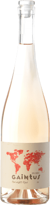 15,95 € Free Shipping | Rosé wine Mont-Rubí Gaintus Rosé D.O. Penedès Catalonia Spain Sumoll Bottle 75 cl
