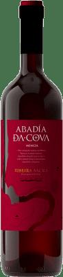 12,95 € Kostenloser Versand | Rotwein Moure Abadía da Cova Joven D.O. Ribeira Sacra Galizien Spanien Mencía Flasche 75 cl