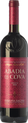 9,95 € Envoi gratuit | Vin rouge Moure Abadía da Cova Joven D.O. Ribeira Sacra Galice Espagne Mencía Bouteille 75 cl